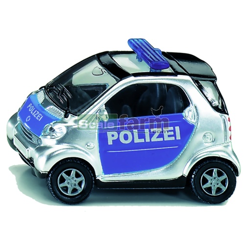 Smart Police Patrol Car (Polizei) (SIKU 1302)