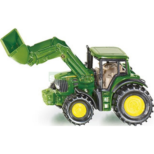 John Deere Tractor With Front Loader (SIKU 1341)