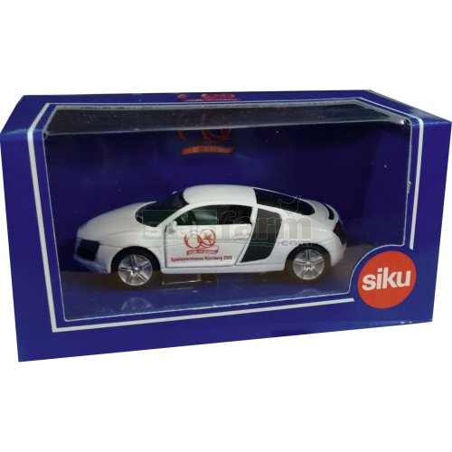 Audi R8 60th Anniversary Toy Fair Edition (SIKU 1430S)