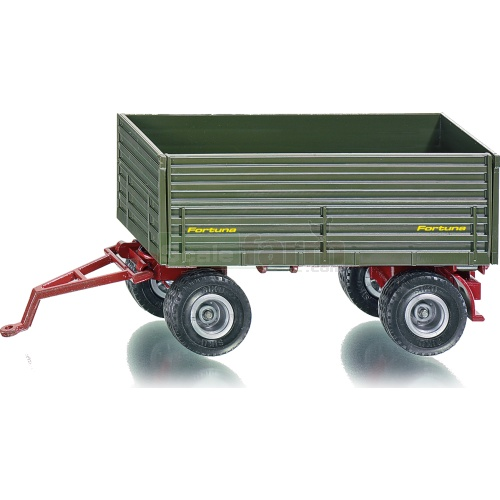 Fortuna 2 Axled Tipping Trailer (SIKU 1963)