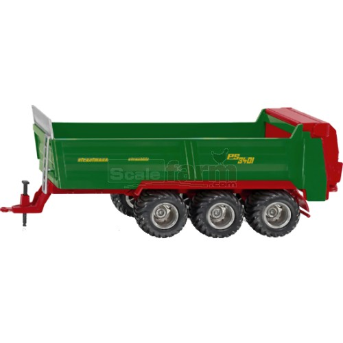 Strautmann PS 340I All-Purpose Dispenser Tipping Trailer (SIKU 2894)