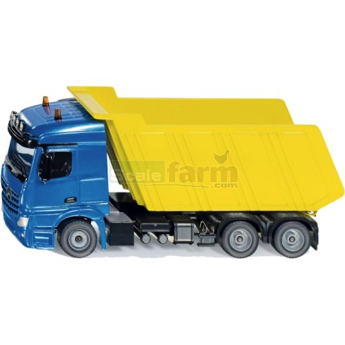 Mercedes Benz Arocs with Tipping Trailer (SIKU 3549)