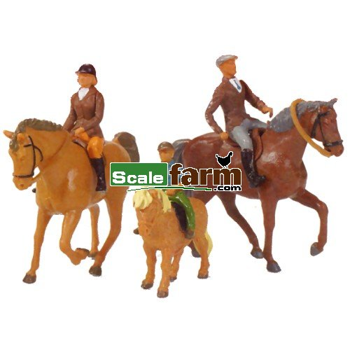 Horses and Riders (Britains 40956)