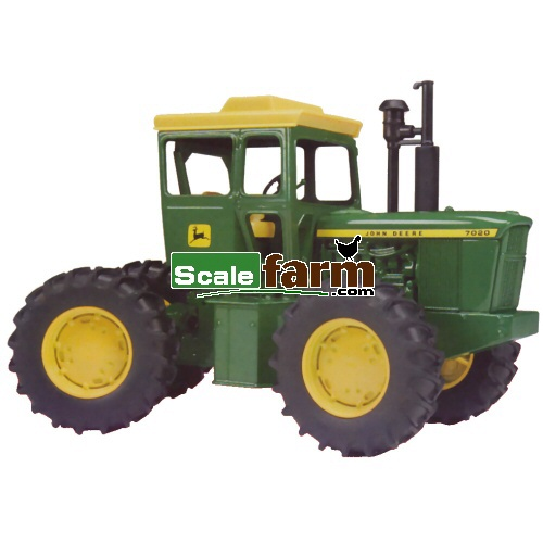 Articulated Tractor Toys And Joys : Britains john deere articulated wd tractor
