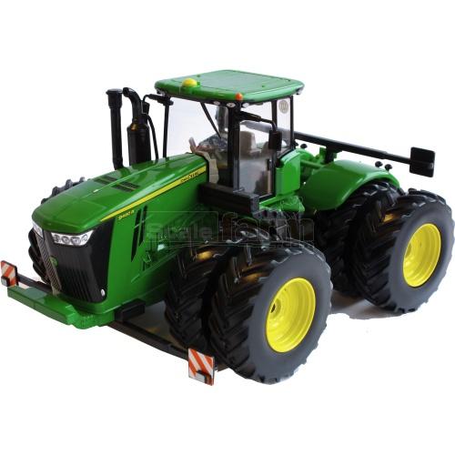 John Deere Dual Wheels : Britains john deere r dual wheel tractor