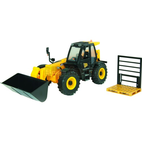 JCB 550-80 Loadall - Big Farm (Britains 42873)