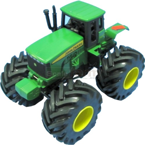 John Deere Monster Treads Shake and Sounds Tractor (Britains 42932)