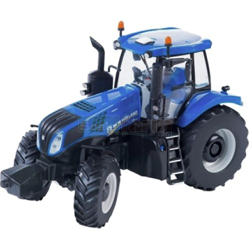 New Holland T8.435 Tractor (Britains 43007)