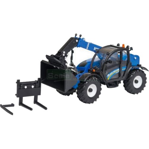 New Holland LM7.42 Telehandler (Britains 43085A1)