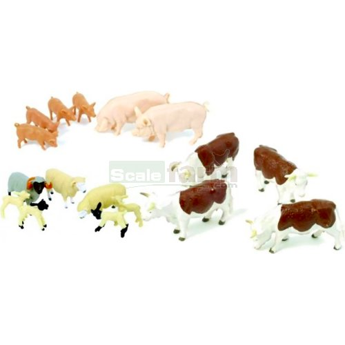 Mixed Animal Value Pack (Britains 43096A1)