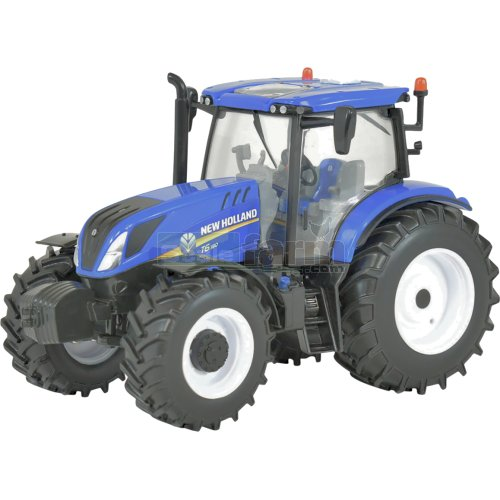 New Holland T6.180 Tractor (Britains 43147A1)