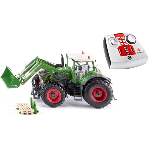Fendt 939 Vario Tractor with Front Loader (2.4 GHz with Remote Control Handset) (SIKU 6778)