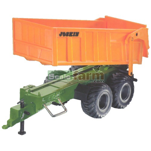 Remote Controlled Joskin Twin Axle Tipping Trailer (SIKU 6780)