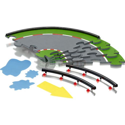 Siku Racing Racetrack Set - Curves (SIKU 6851)