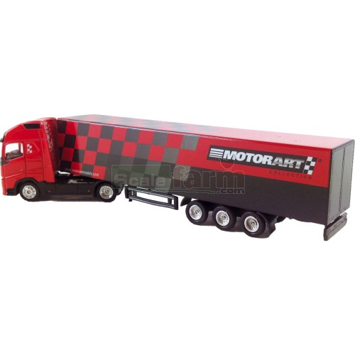 Volvo FH Truck with Container Trailer - Motorart Promo (Motorart 13570)
