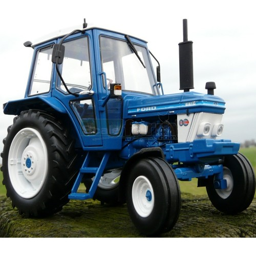 Ford 6610 2WD Tractor (1st Gen) (MarGe 1207)