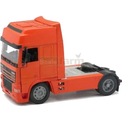 DAF 95XF Cab Unit - Orange (NewRay 10843)
