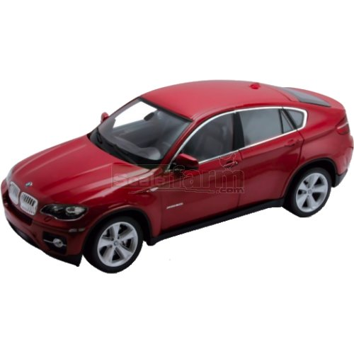 BMW X6 - Red (Welly 18031)