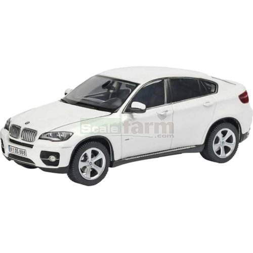 BMW X6 - White (Welly 18031)