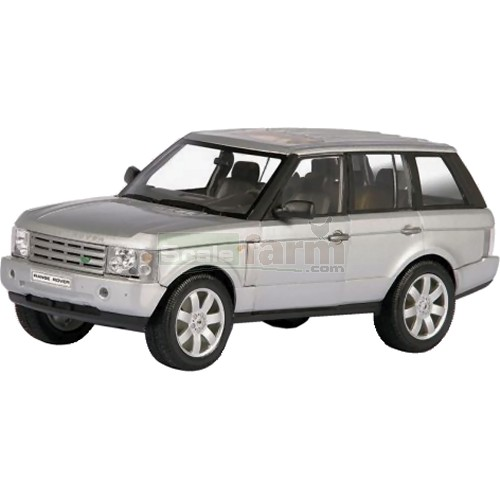 Land Rover Range Rover - Silver (Welly 22415)