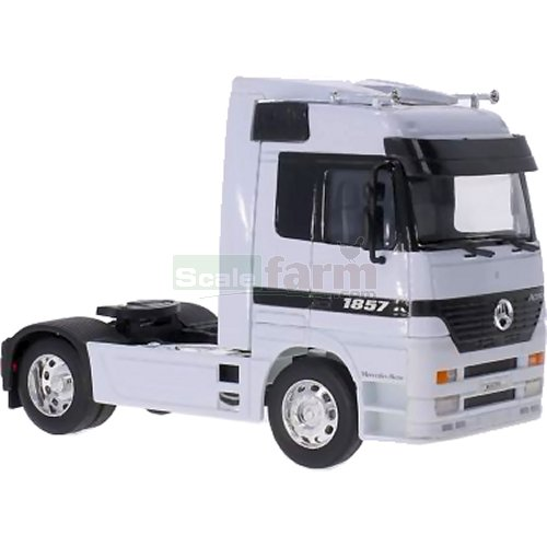 Mercedes Benz Actros Cab - White (Welly 32280)