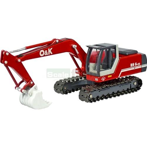 O&K RH6-22 Tracked Excavator