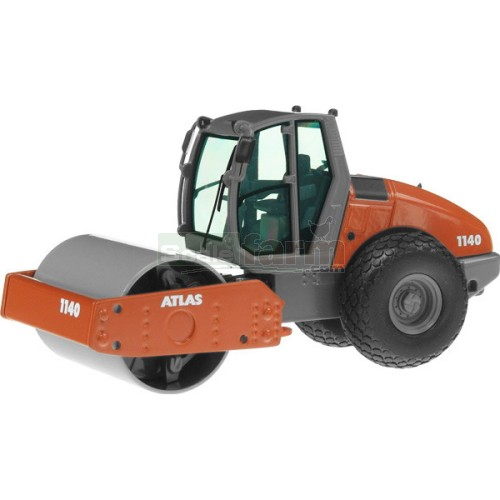 Atlas Weyhausen AW1140 Compactor with Flat Roller (NZG 641)