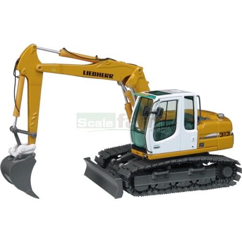 Liebherr R313 Litronic Hydraulic Excavator