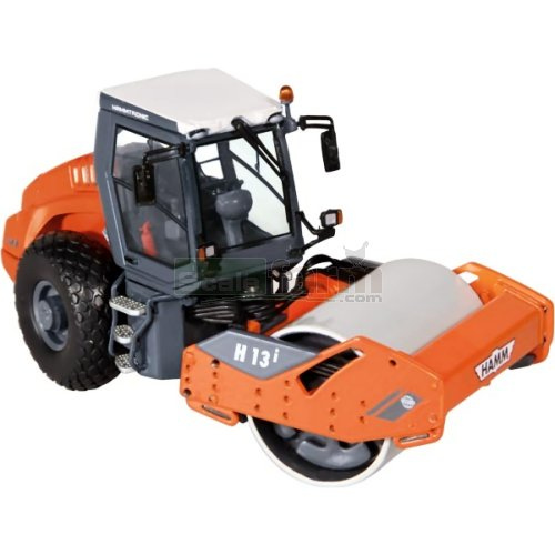 Hamm H13i Compactor with Smooth Drum Roller (NZG 868)