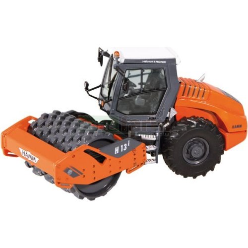 Hamm H13i Compactor with Padfoot Drum Roller (NZG 8681)