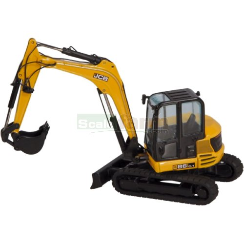 JCB 86C-1 CTS Compact Tracked Excavator (NZG 917)