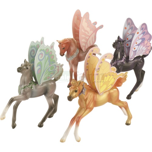 Wind Dancer 4 Piece Gift Collection (Breyer 100141)