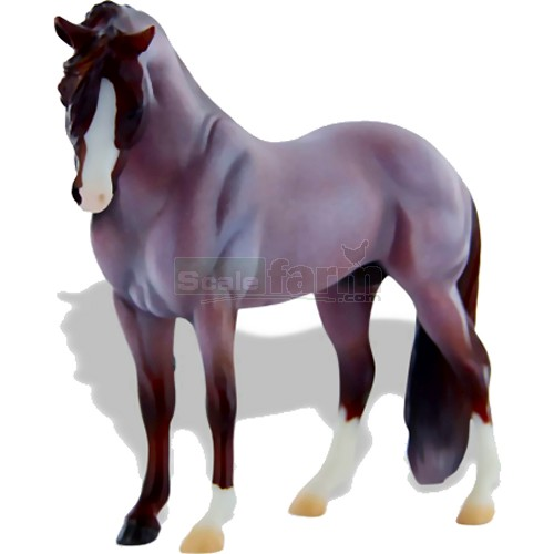 Brookside Pink Magnum - Spirit of the Horse (Breyer 1482)