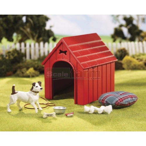 Dog House Play Set (Breyer 1508)