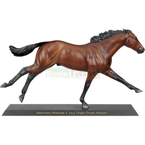 American Pharoah - Spirit of the Horse (Breyer 1757)