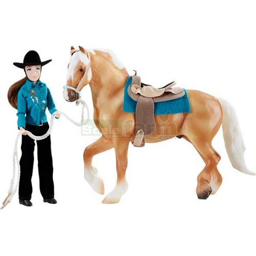 Let's Go Riding - Western (Breyer 1788)