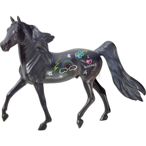 My Dream Horse Chalkboard Horse (Breyer 4089)