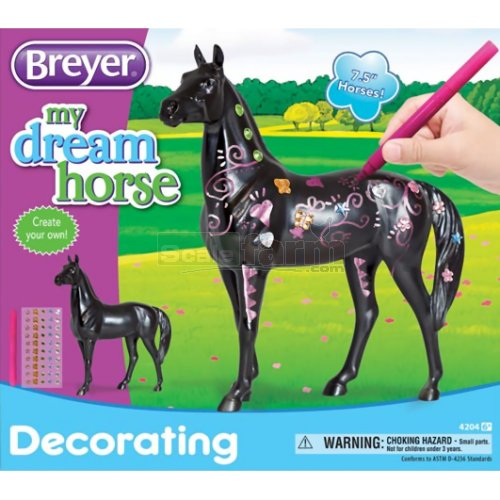 My Dream Horse Decorating Kit (Breyer 4204)