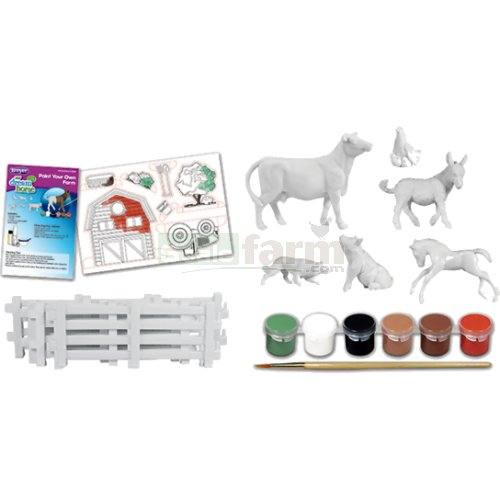 Paint Your Own Farm - My Dream Horse (Breyer 4209)