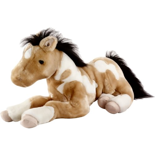 Butterscotch Buckskin Pinto (Breyer 4821)