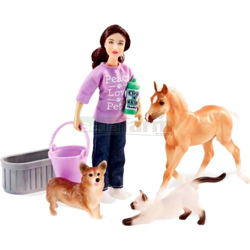 Pet Groomer Set (Breyer 61024)