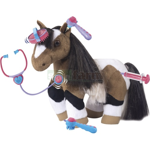 Chloe Care for Me Vet Set with Sounds (Breyer 7118)