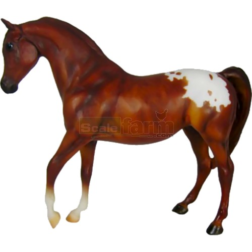 Chestnut Appaloosa (Breyer 937)