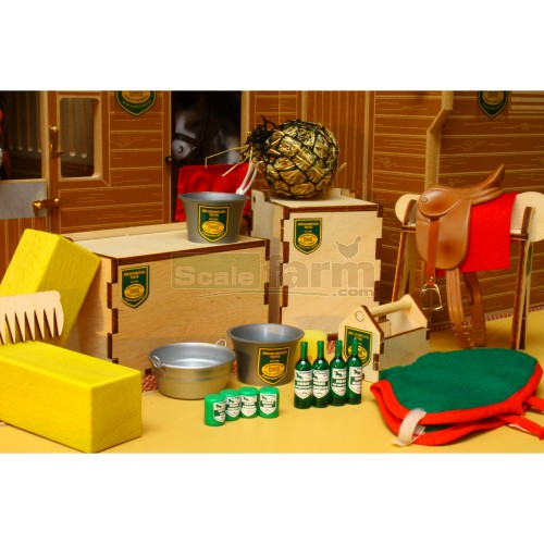 Stable Accessory Set (Brushwood 1035)
