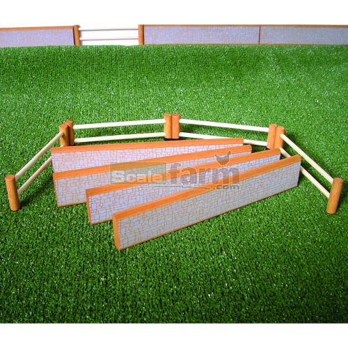 Stone Walling, Post and Fencing Rails Pack (Brushwood BT2020)