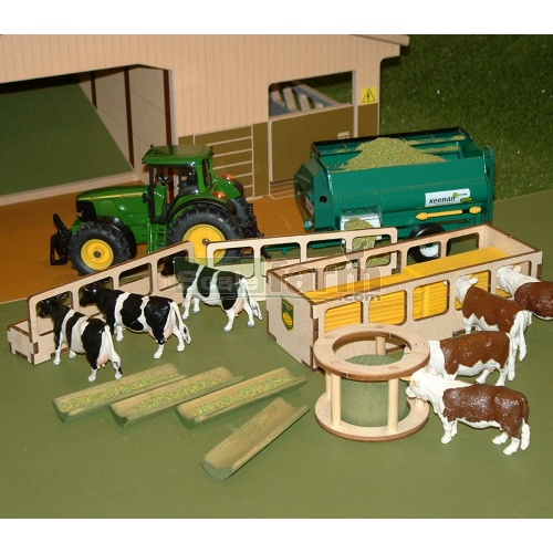 Livestock Feeder Pack (Brushwood BT2060)