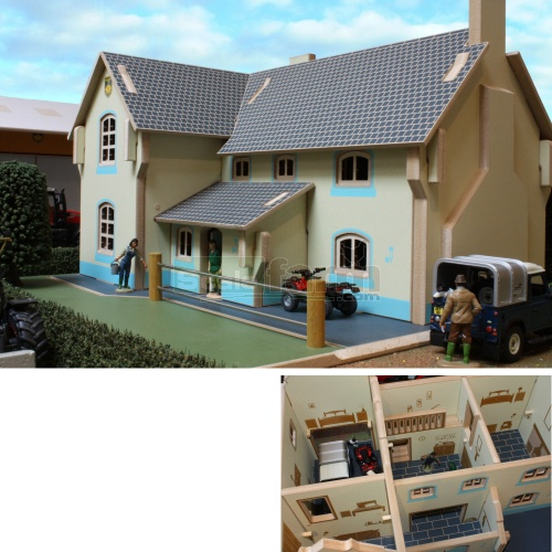 Wooden Farm House (Brushwood BT8910)