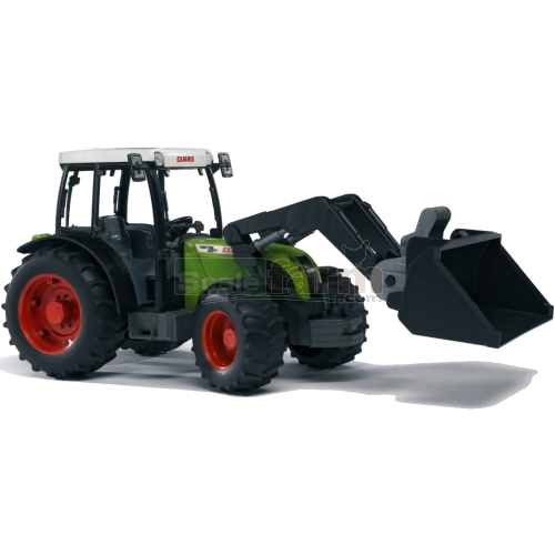 CLAAS Nectis 267 F Tractor with Frontloader (Bruder 02111)