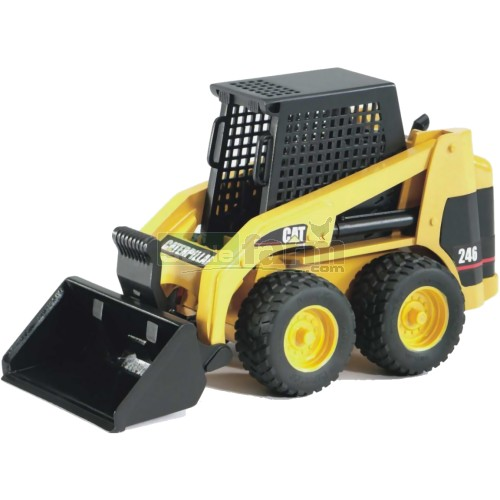 CAT 246 Skid Steer Loader (Bruder 02431)
