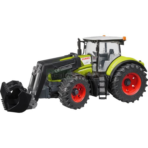 CLAAS Axion 950 Tractor with Frontloader (Bruder 03013)